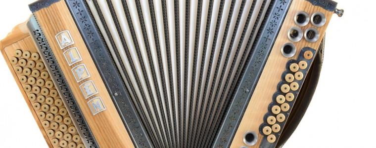 Der Balg der Steirischen Harmonika