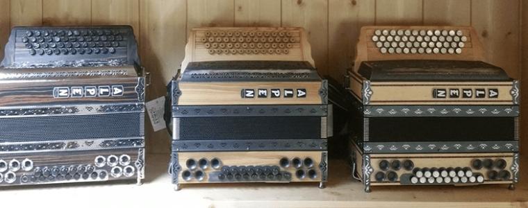 Steirische Harmonika kaufen – worauf muss ich achten